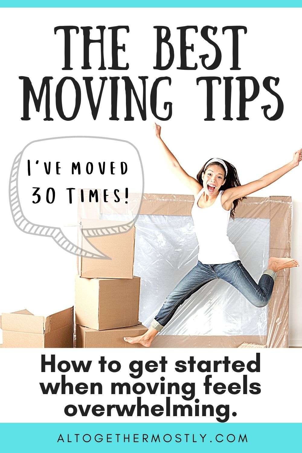 The Benefits Of Moving Tips